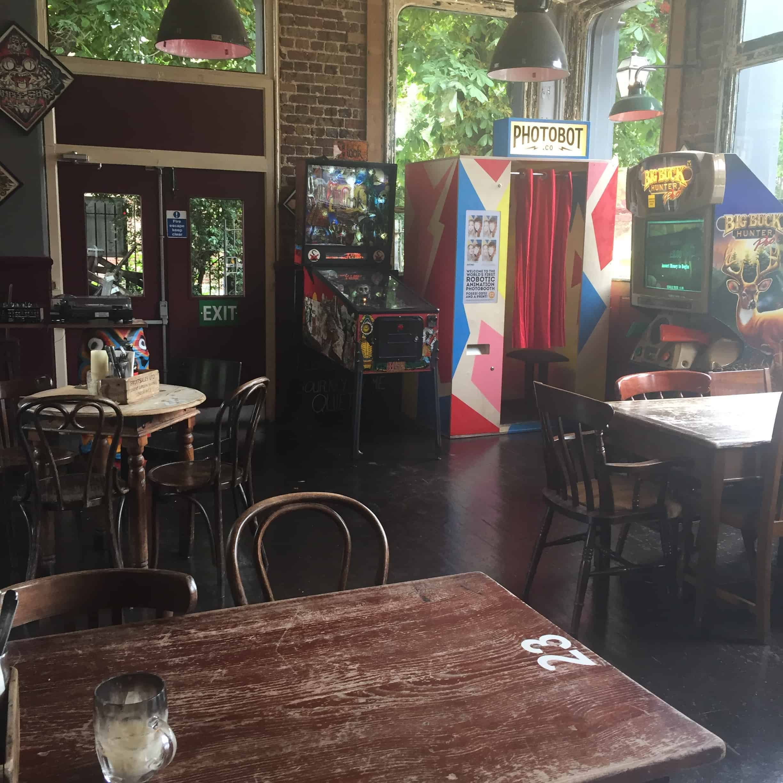 People's Park Tavern Pub In Victoria Park