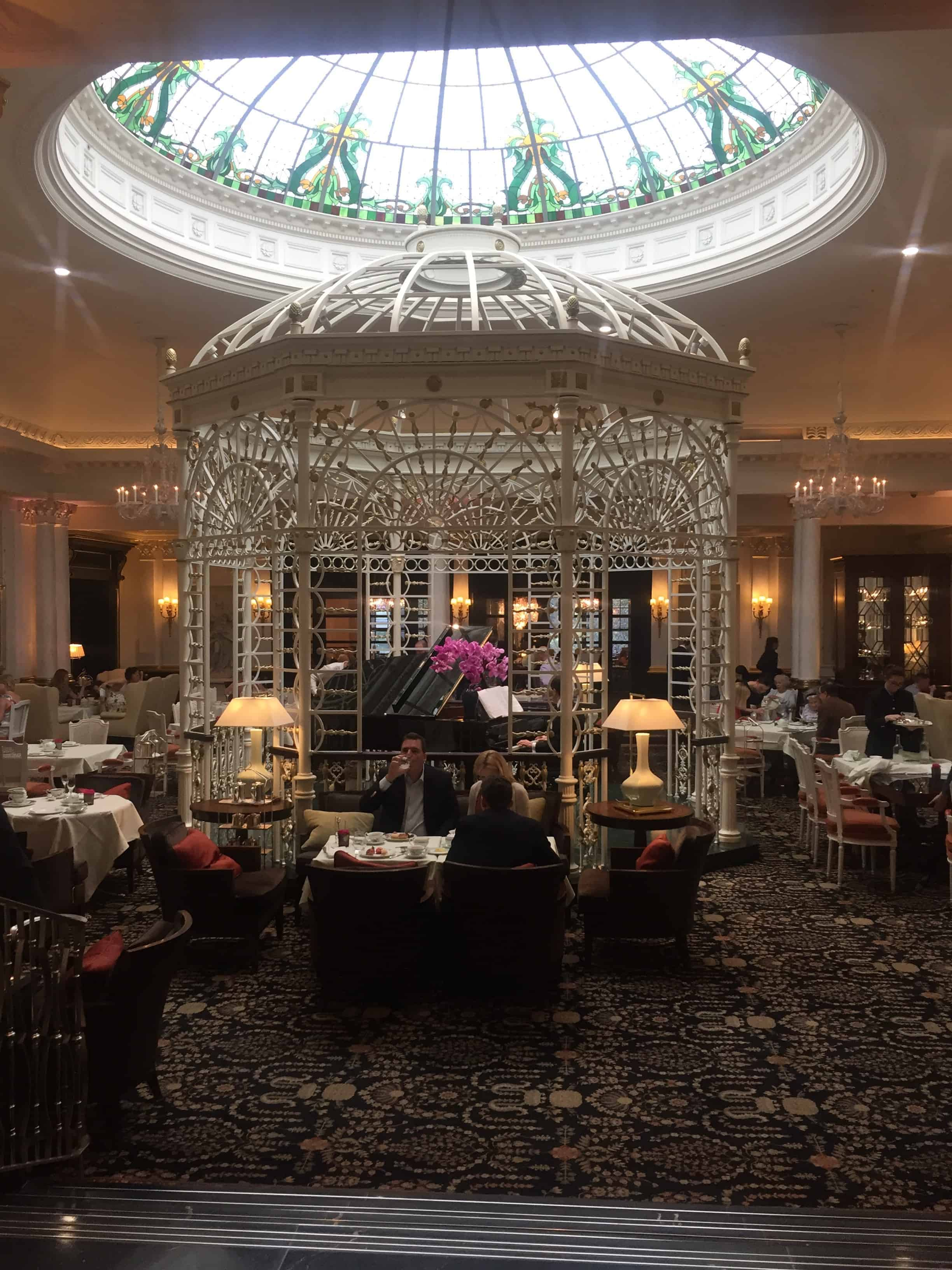 The Savoy London Hotel