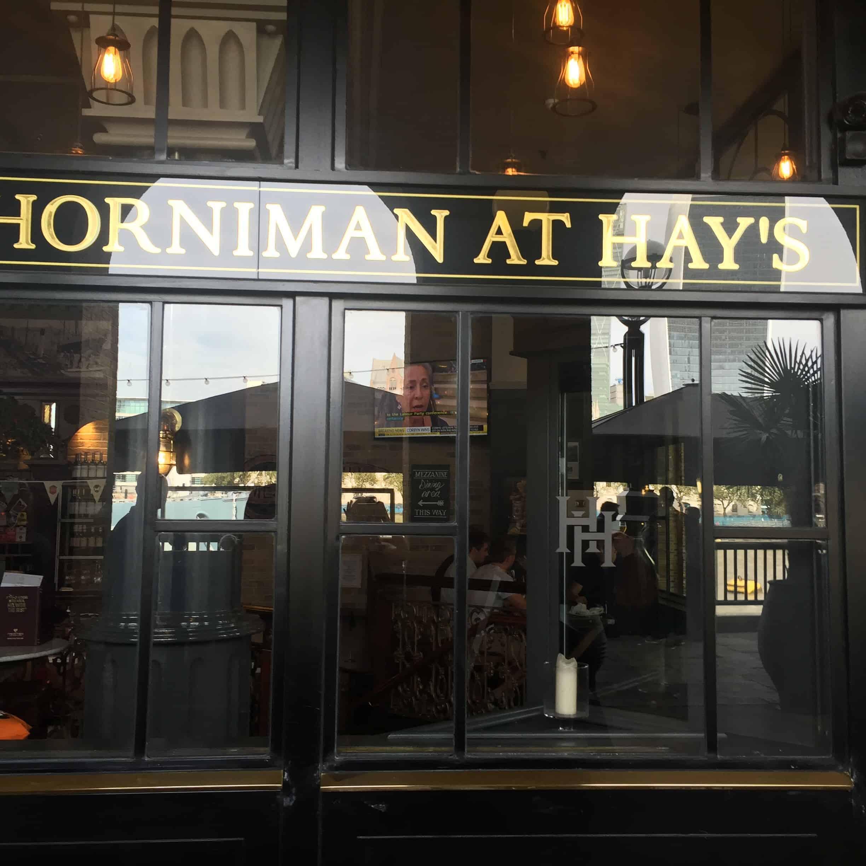 Hornimans at Hays