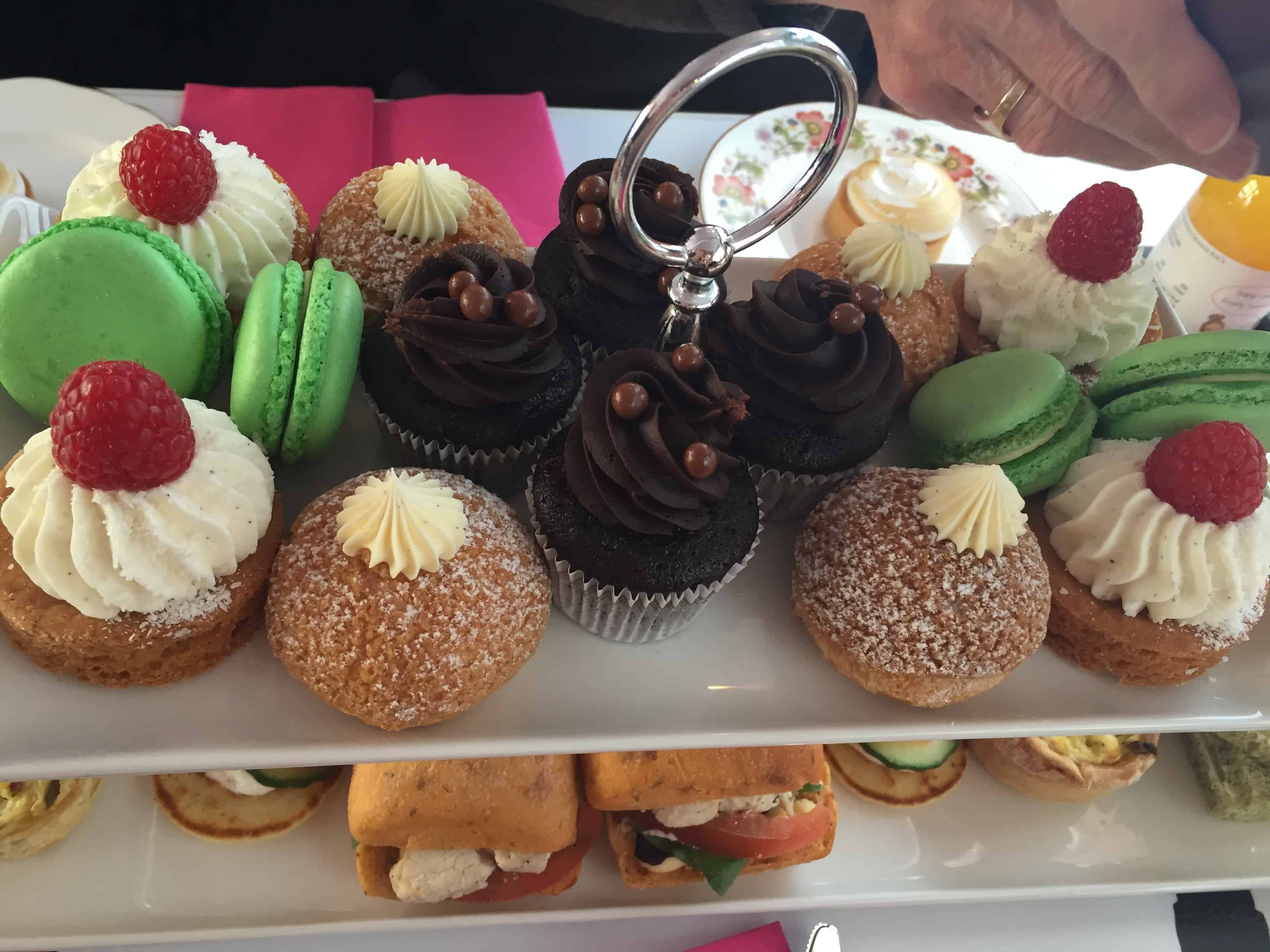 BB Bakery Afternoon Tea in London