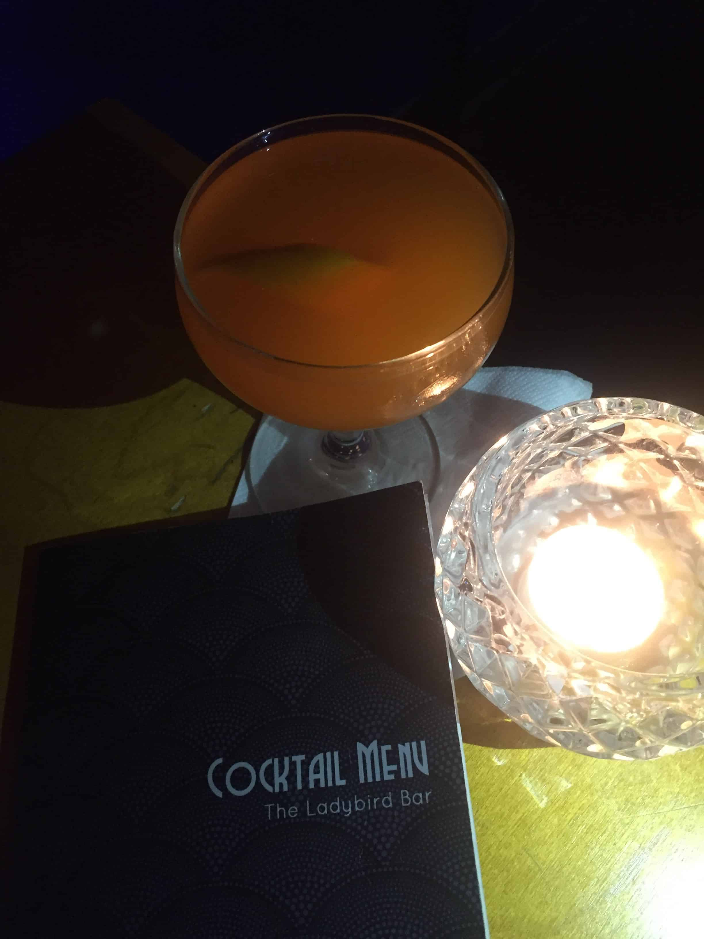 cocktail bar in angel