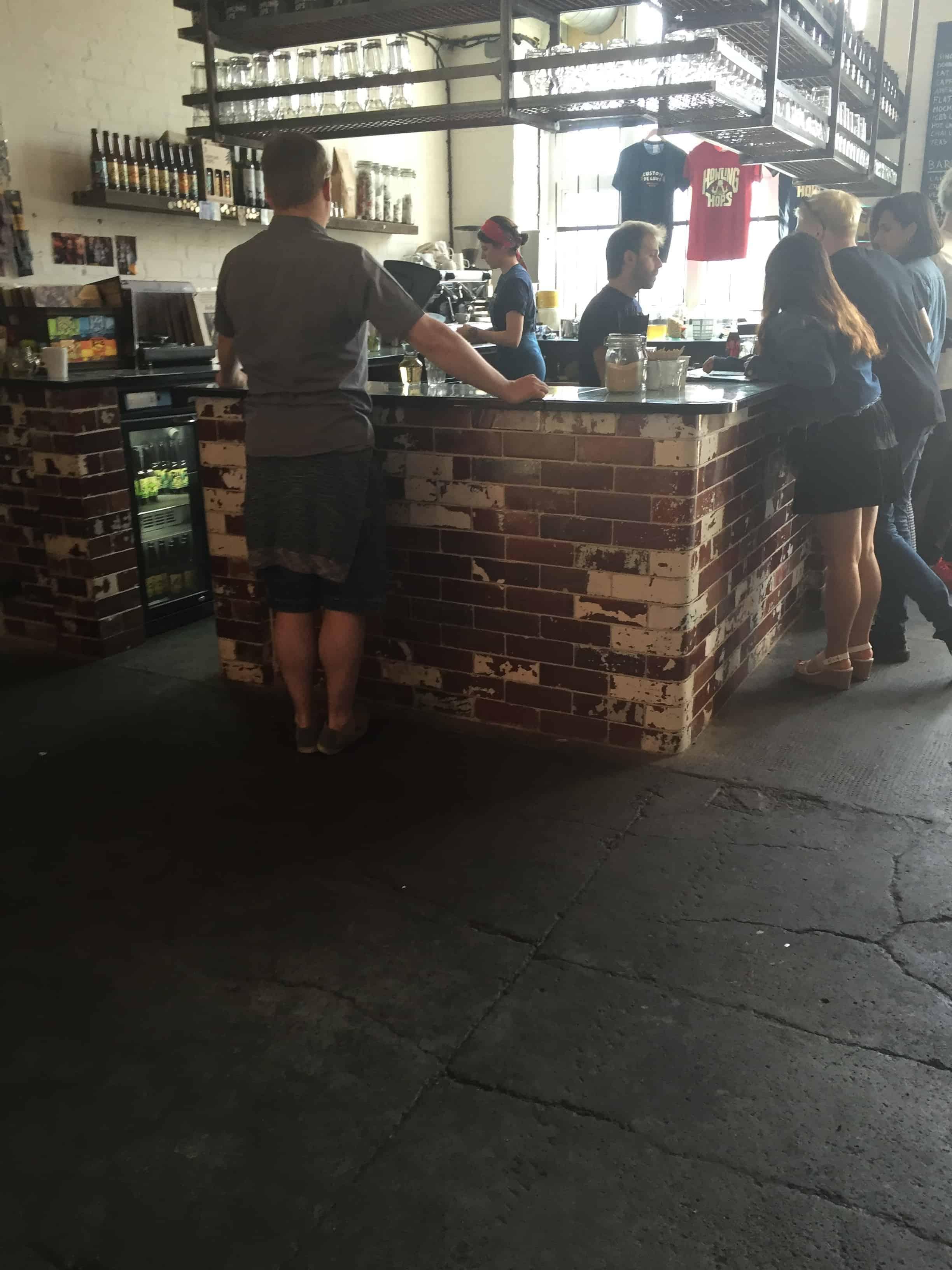 Howling Hops Pub in Hackney Wick