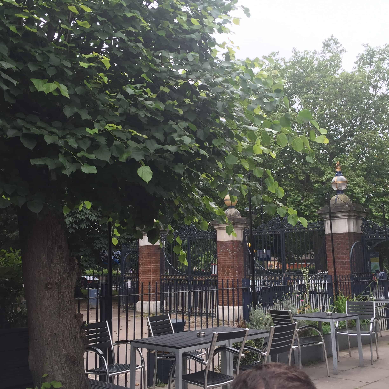 pub in Victoria Park
