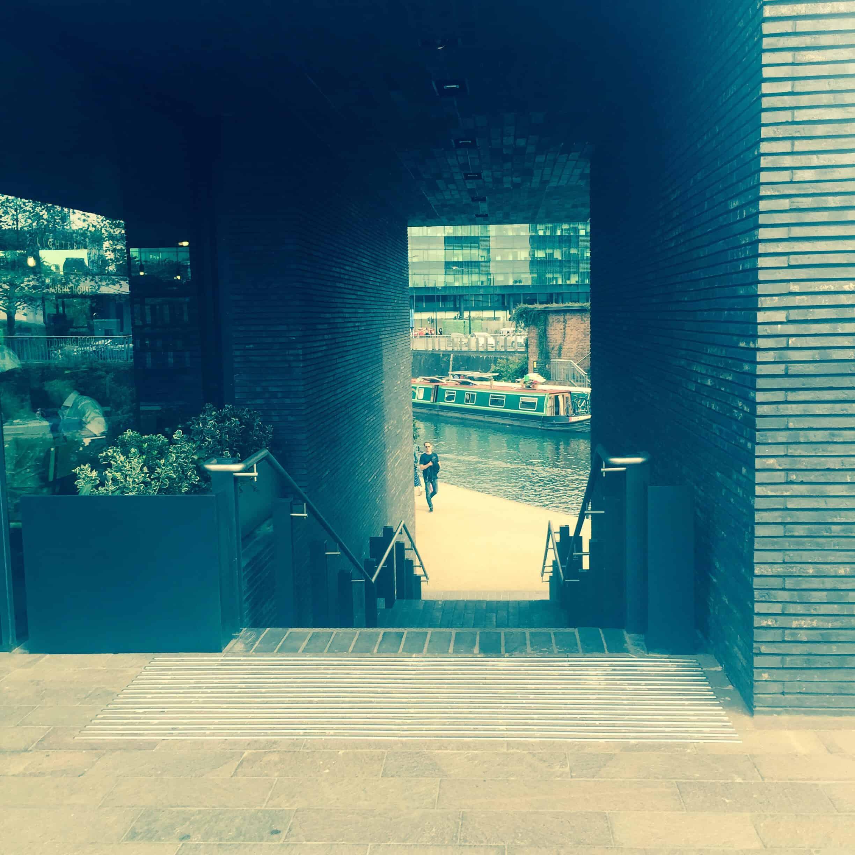 The Lighterman Bar in King's Cross