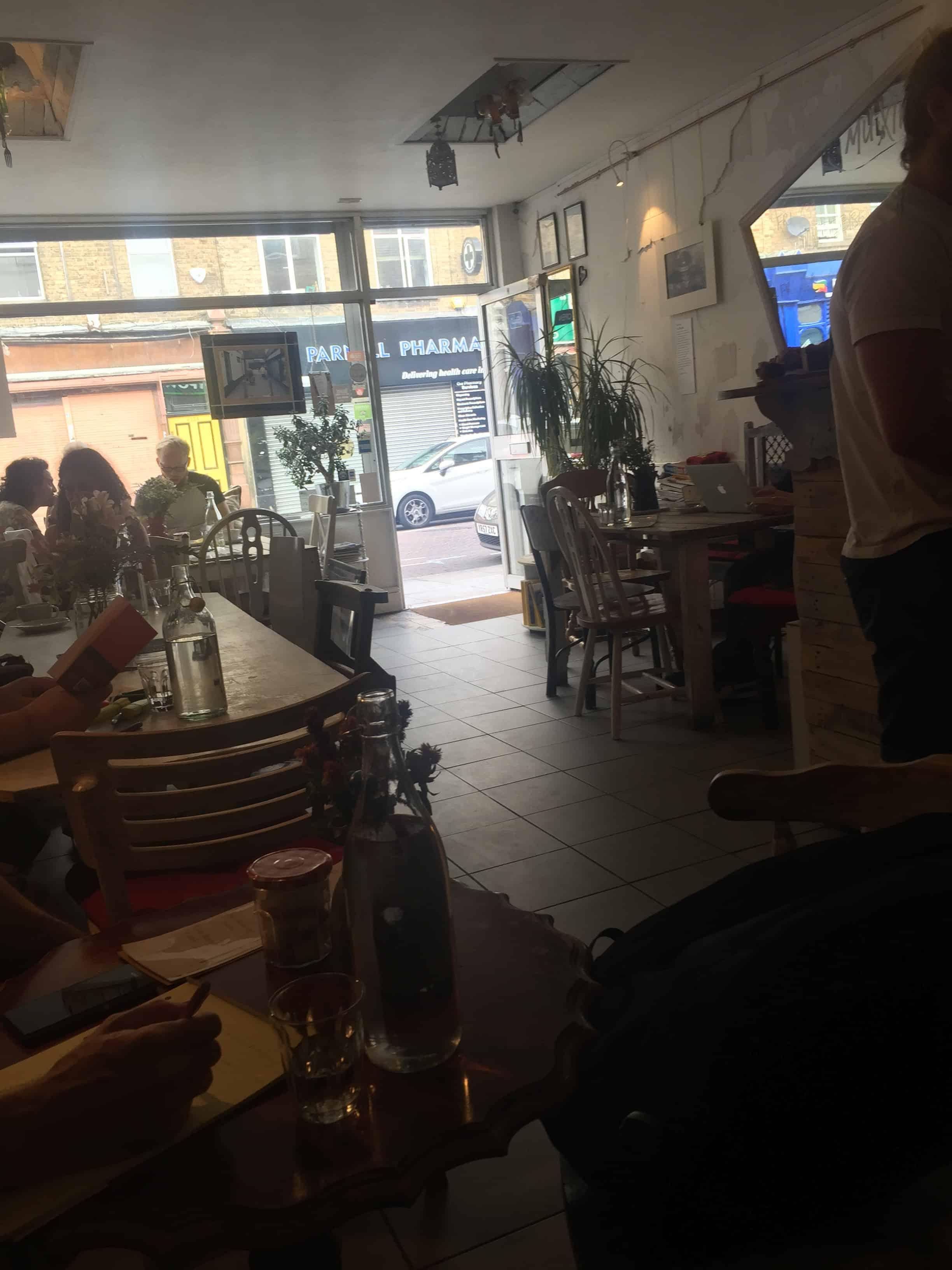 Tota Restaurant: Tooting