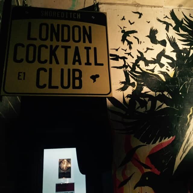 London Cocktail Club: Cocktails in Shoreditch