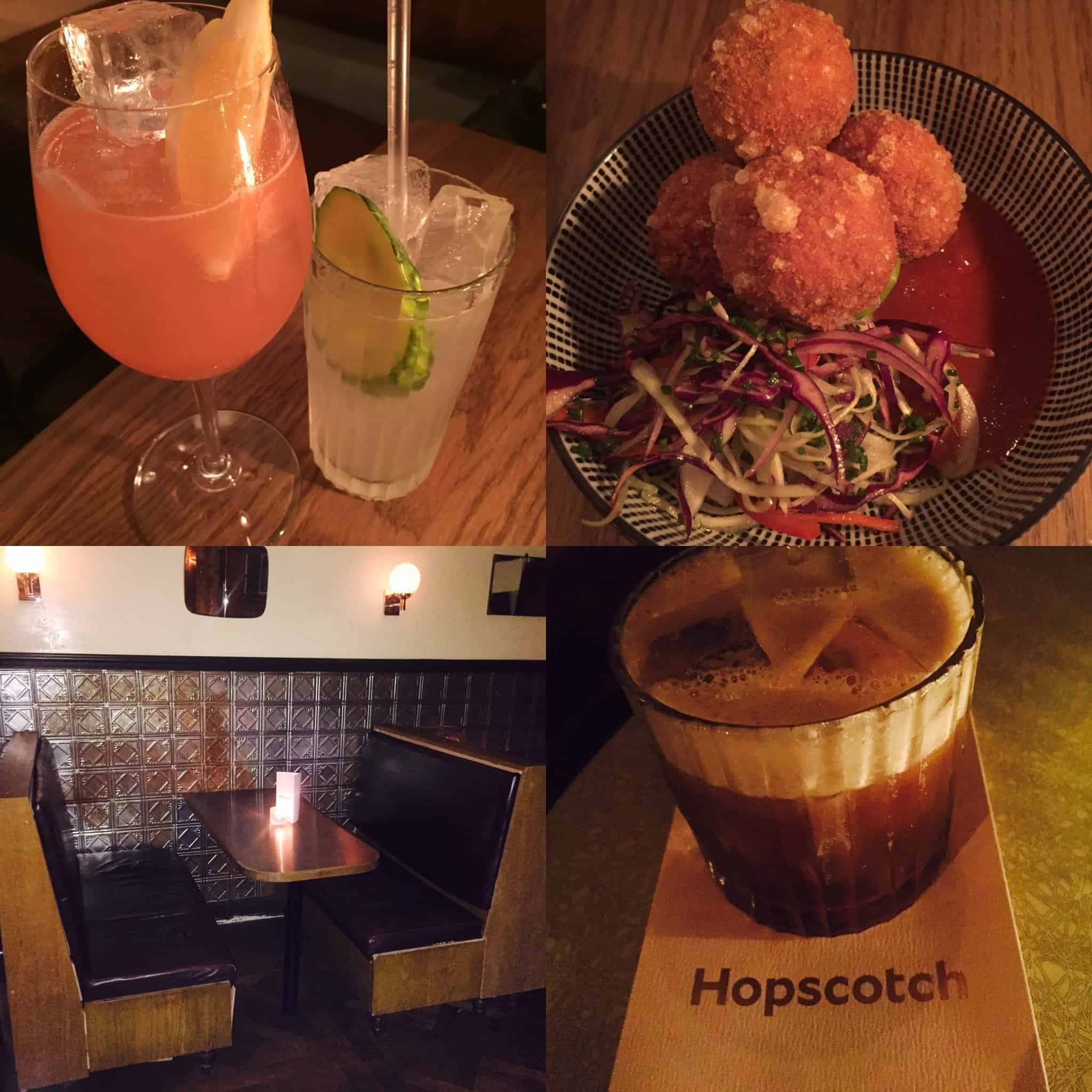 New cocktail bar and restaurant on Brick Lane