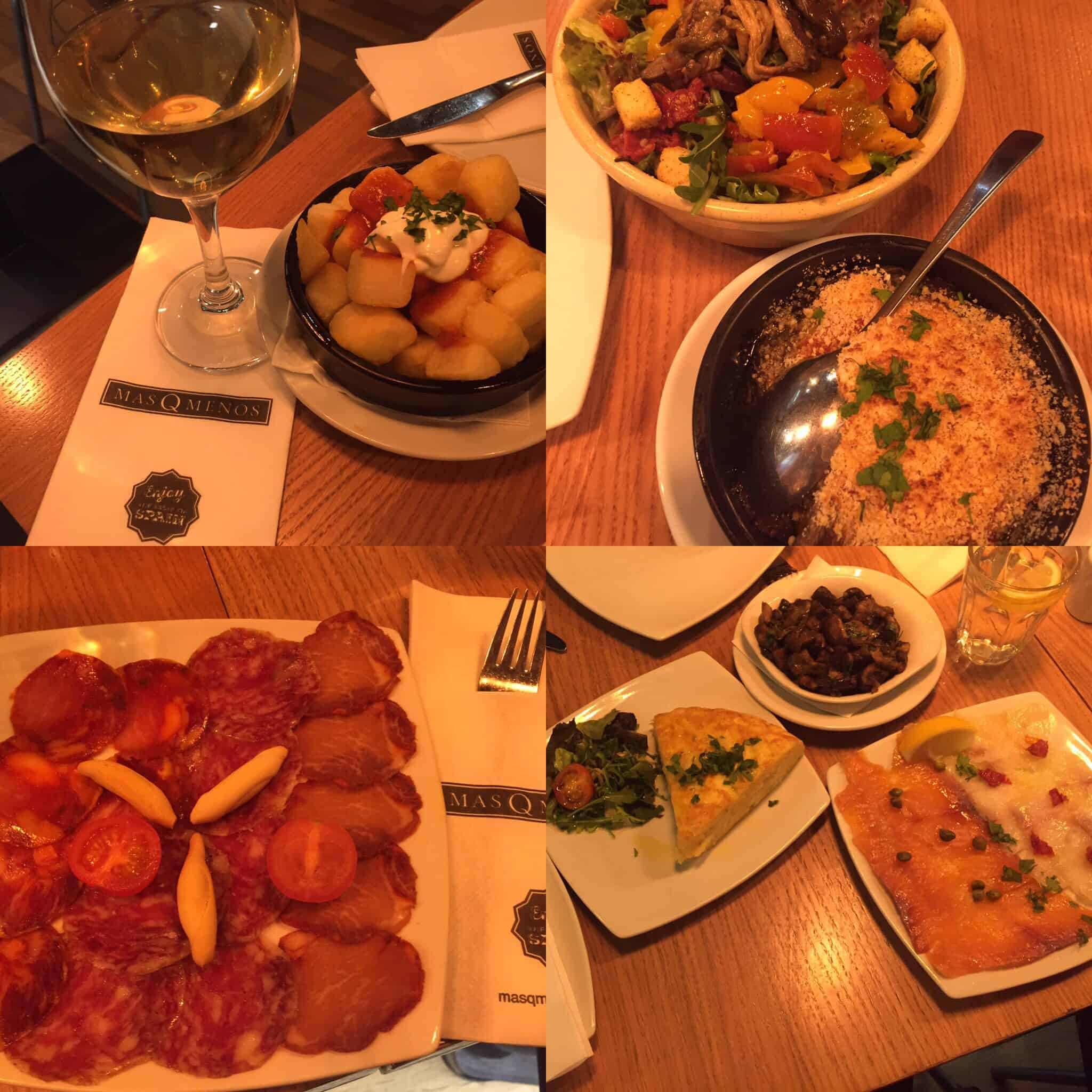 Tapas in London