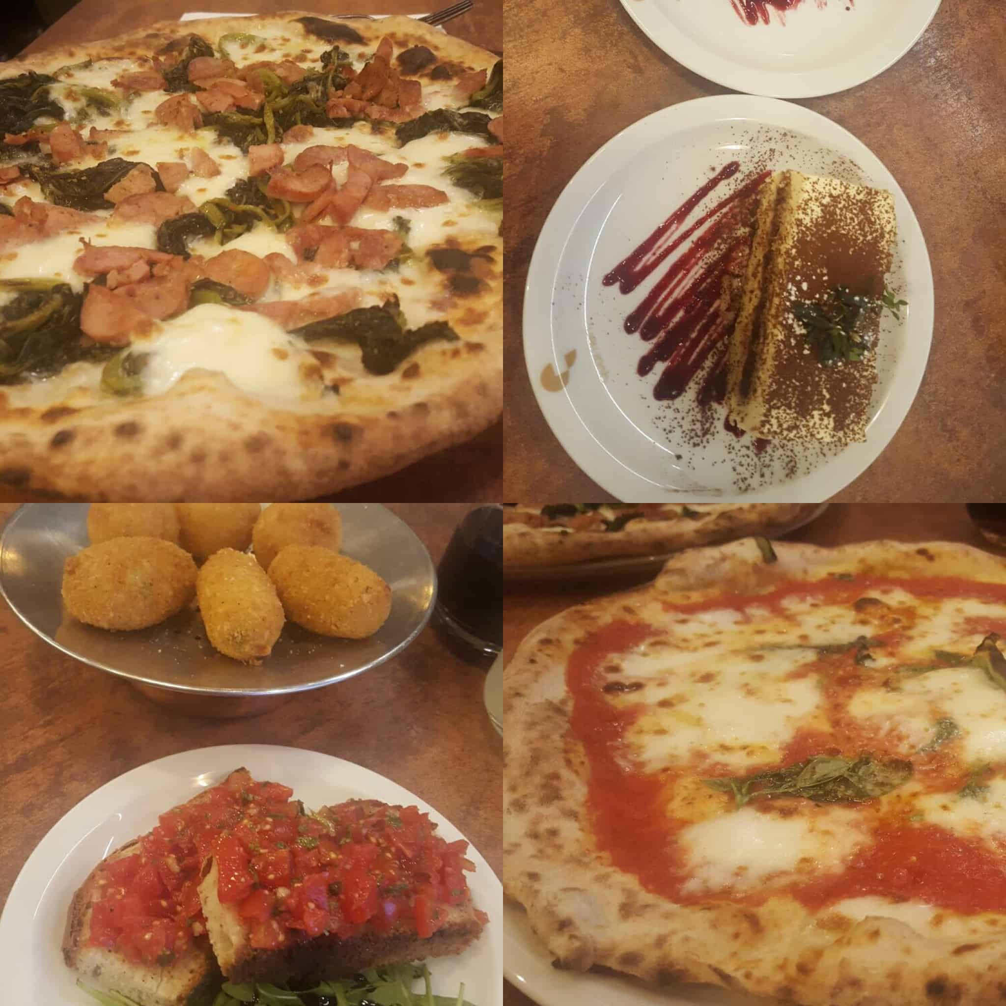 New Napoli pizza restaurant