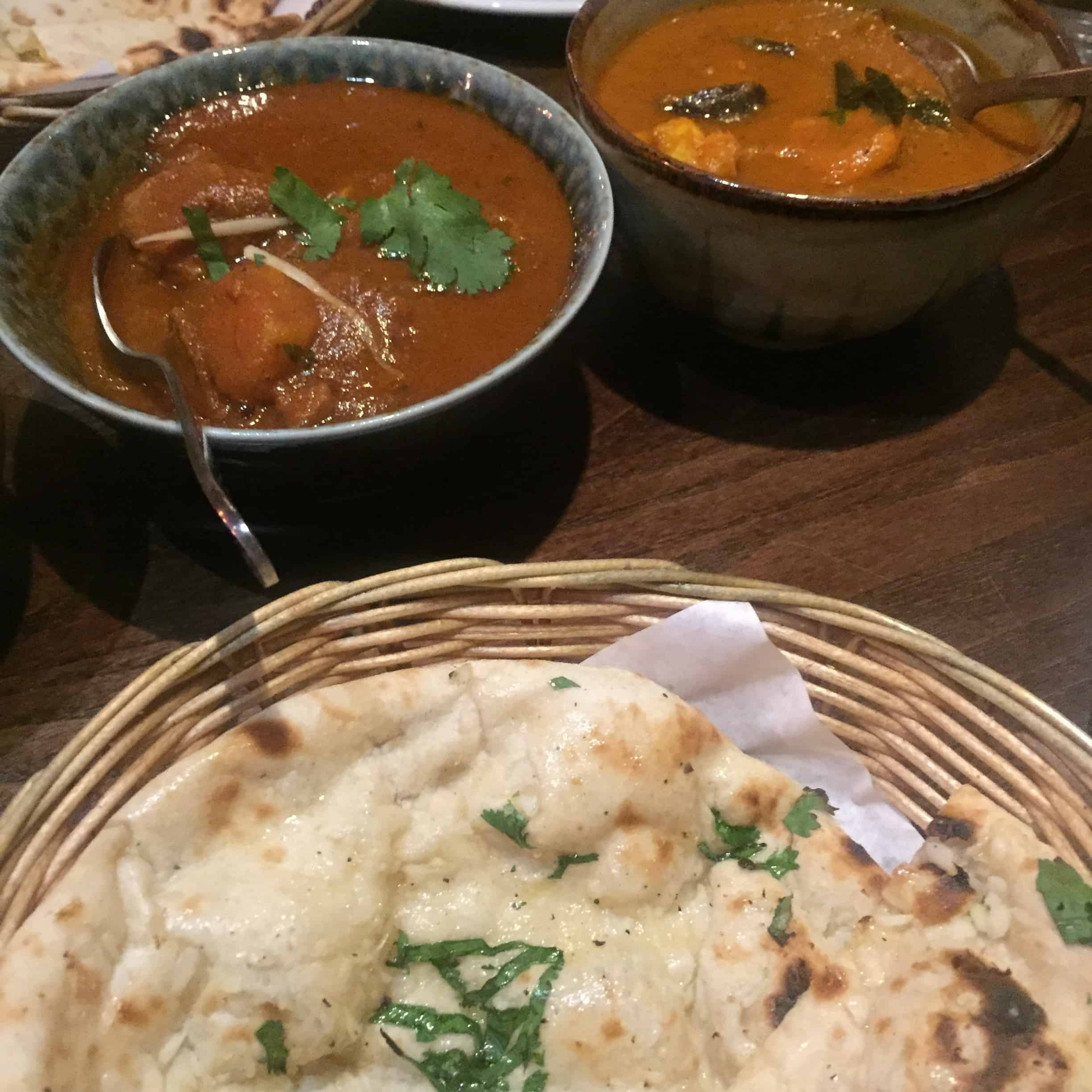 Est India Restaurant in London Bridge