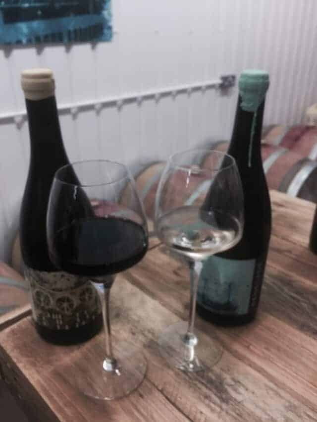 Local wine from East London!