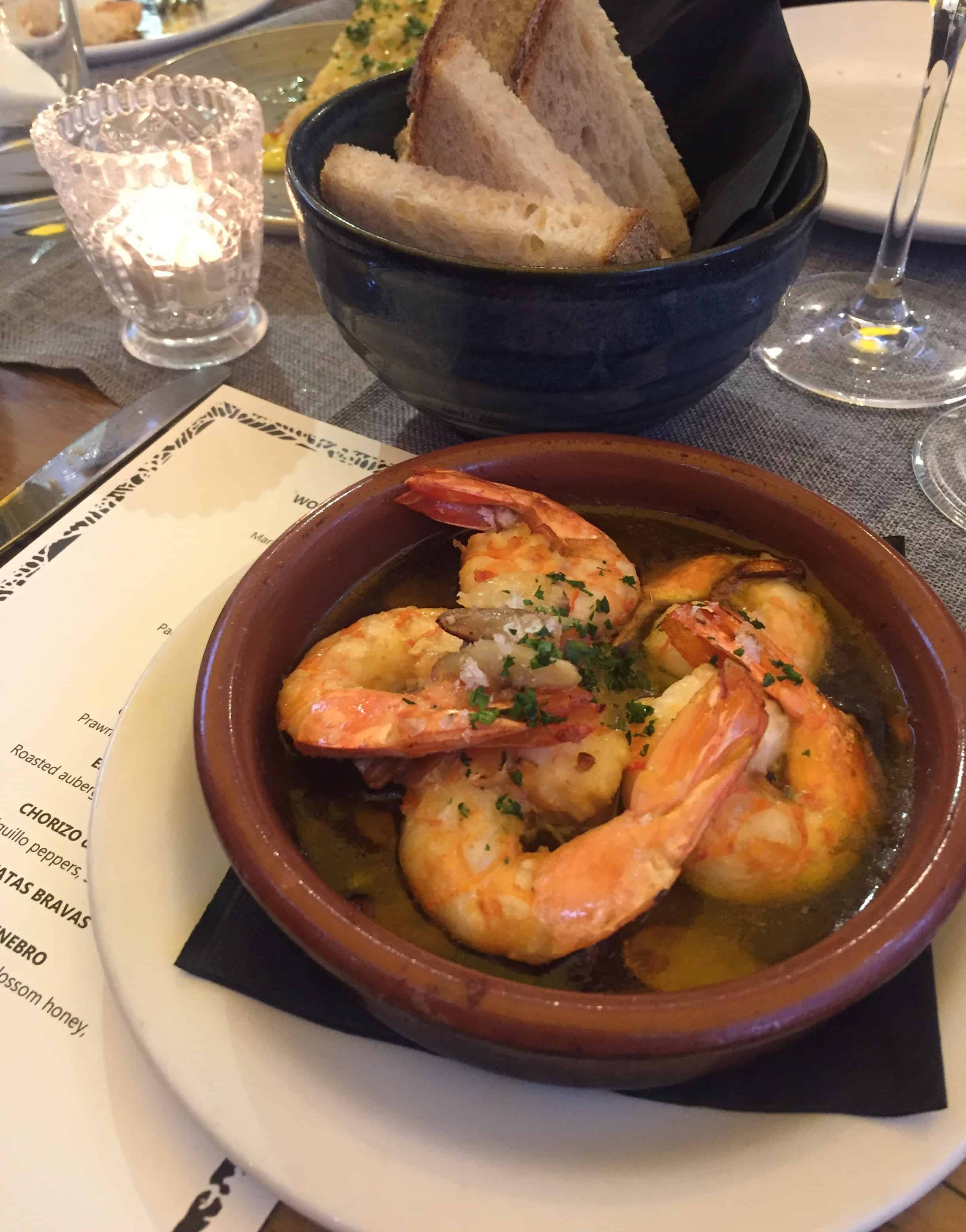 Brindisa Tapas Restaurant in Shoreditch