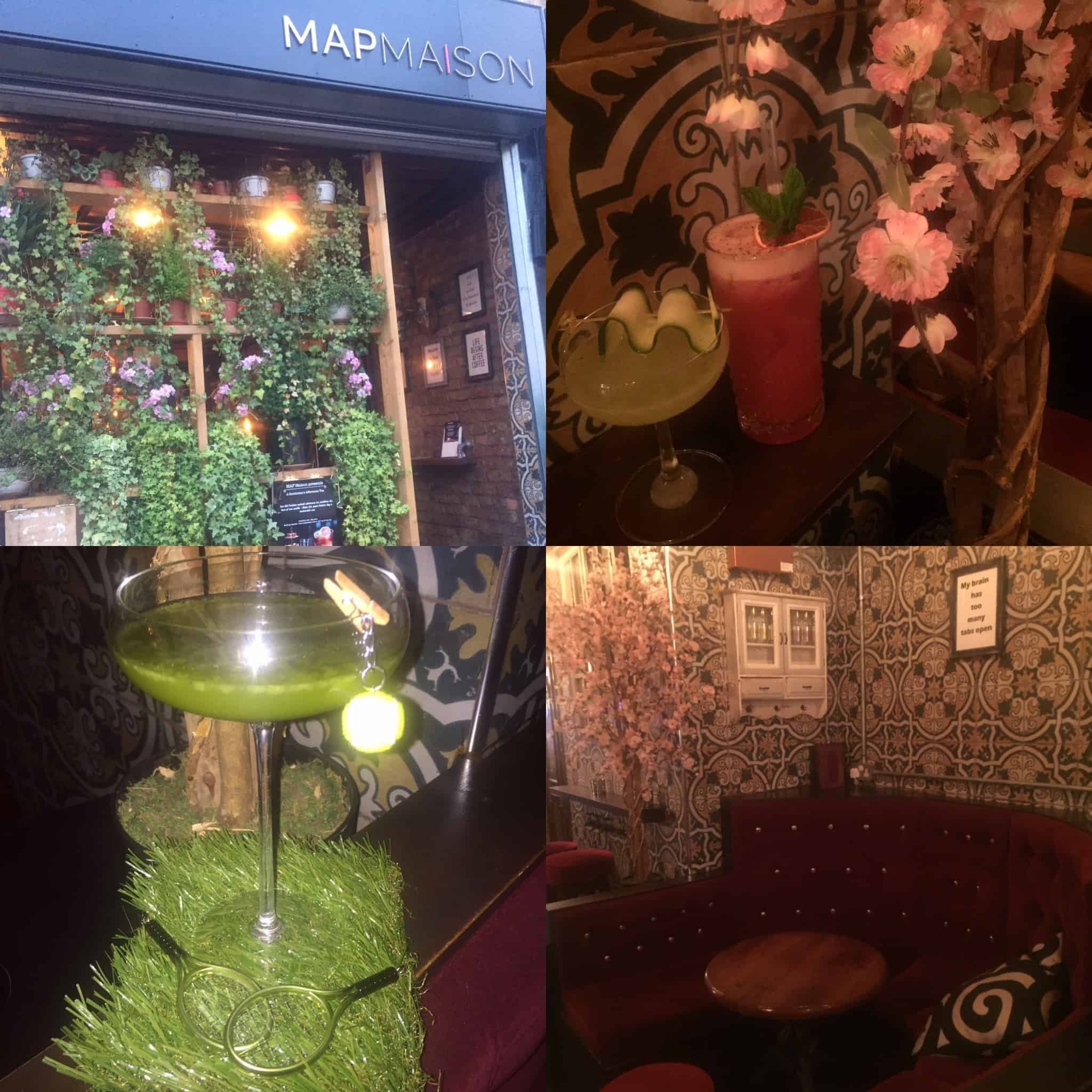 Awesome cocktails in Haggerston