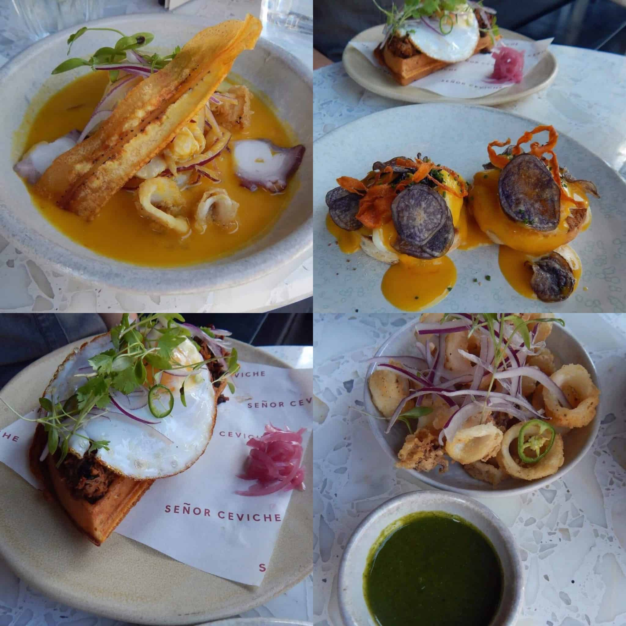 Peruvian cuisine in London