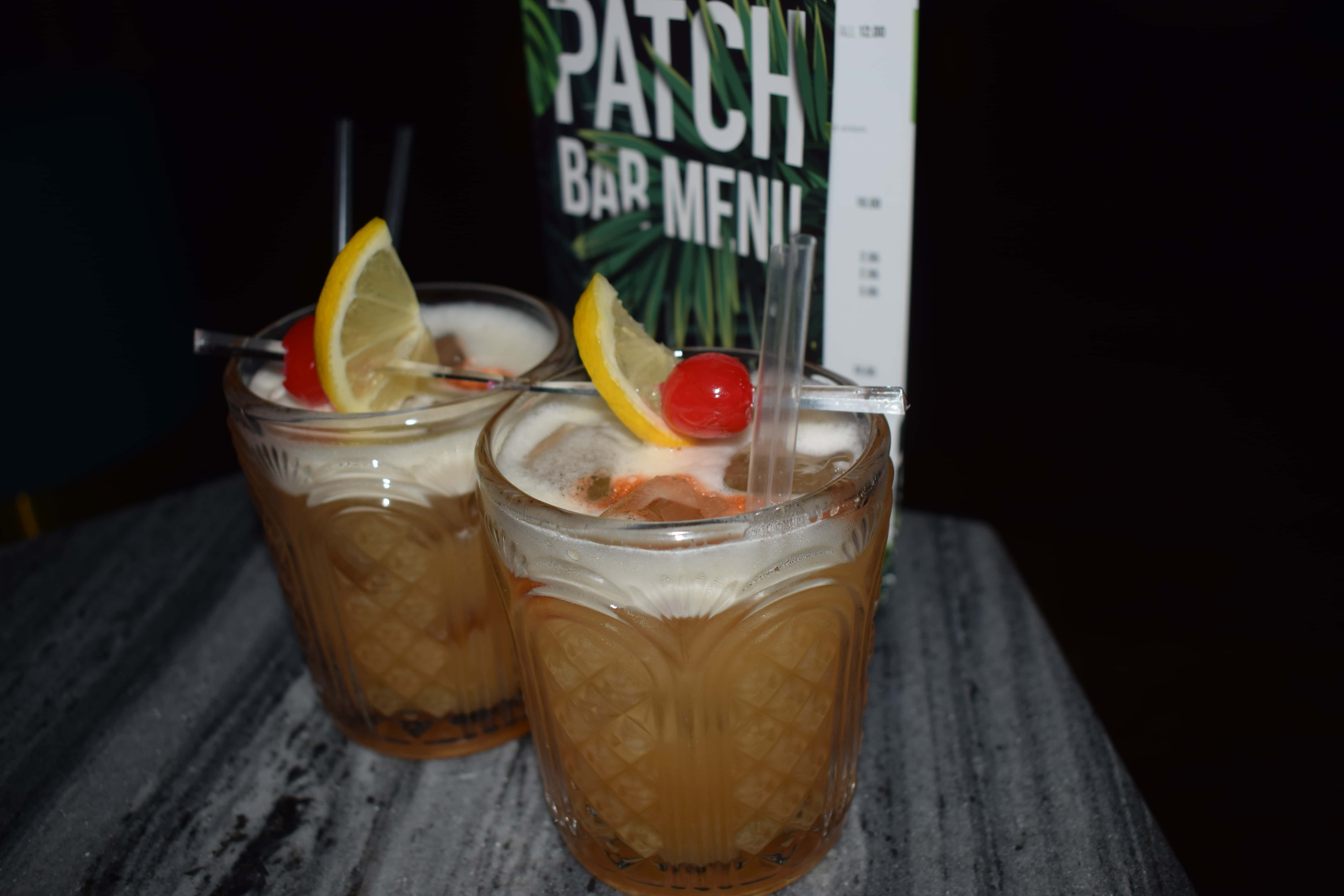 Patch Bar East