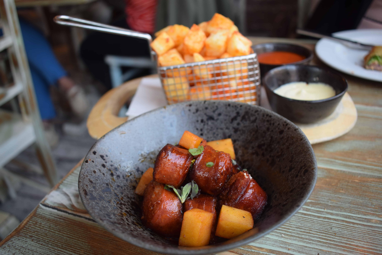 tapas restaurant in London