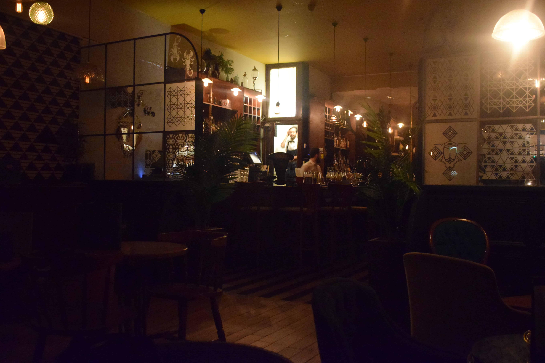 Edgar Bar And Kitchen Menu