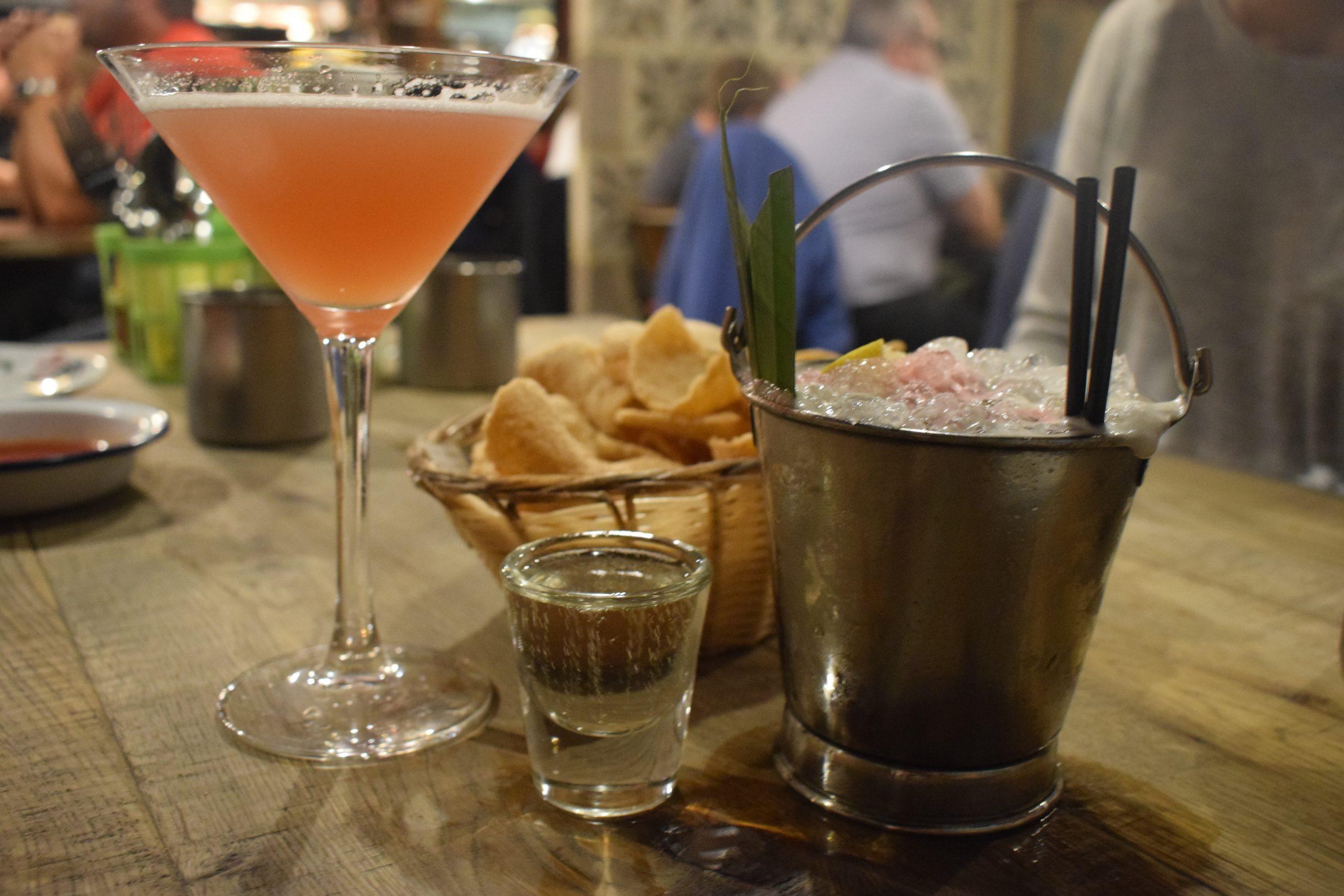 bars in oxford