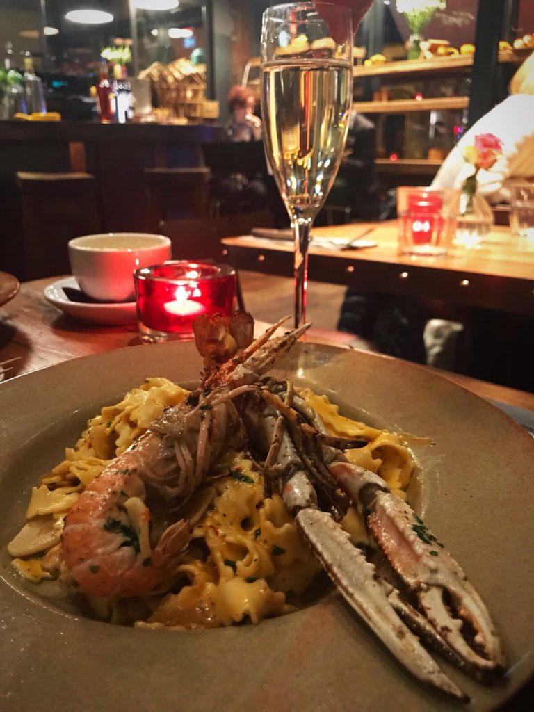 Esca Italian Restaurant Clapham