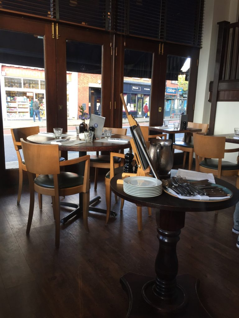 Restaurants and Bars in Greenwich (1)