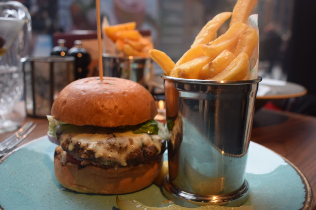 Restaurants and Bars in Shoreditch