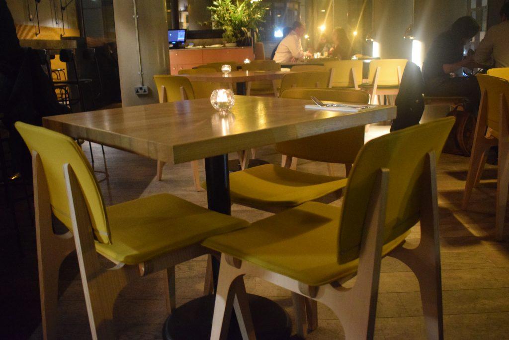restaurant in aldgate