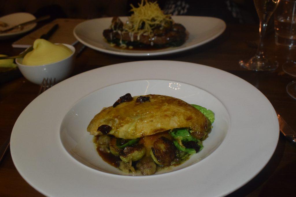 Bird of Smithfield Restaurant in Farringdon