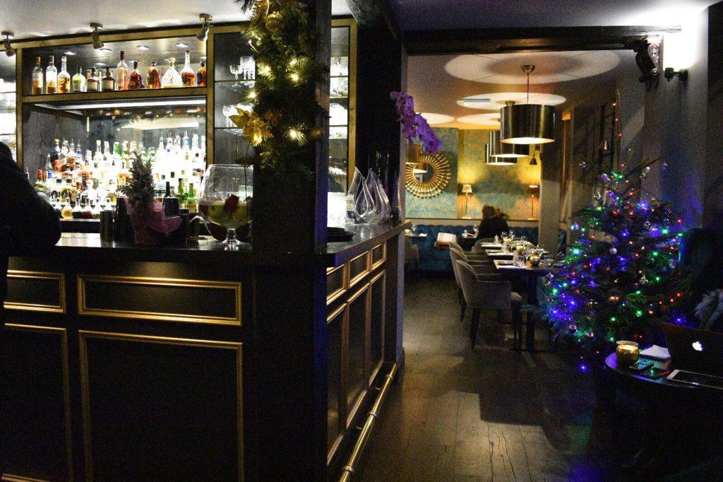 Drunch Restaurant in Regent's Park