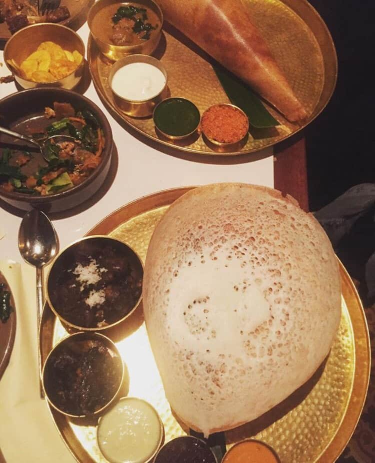 A Taste of Sri Lanka in Soho