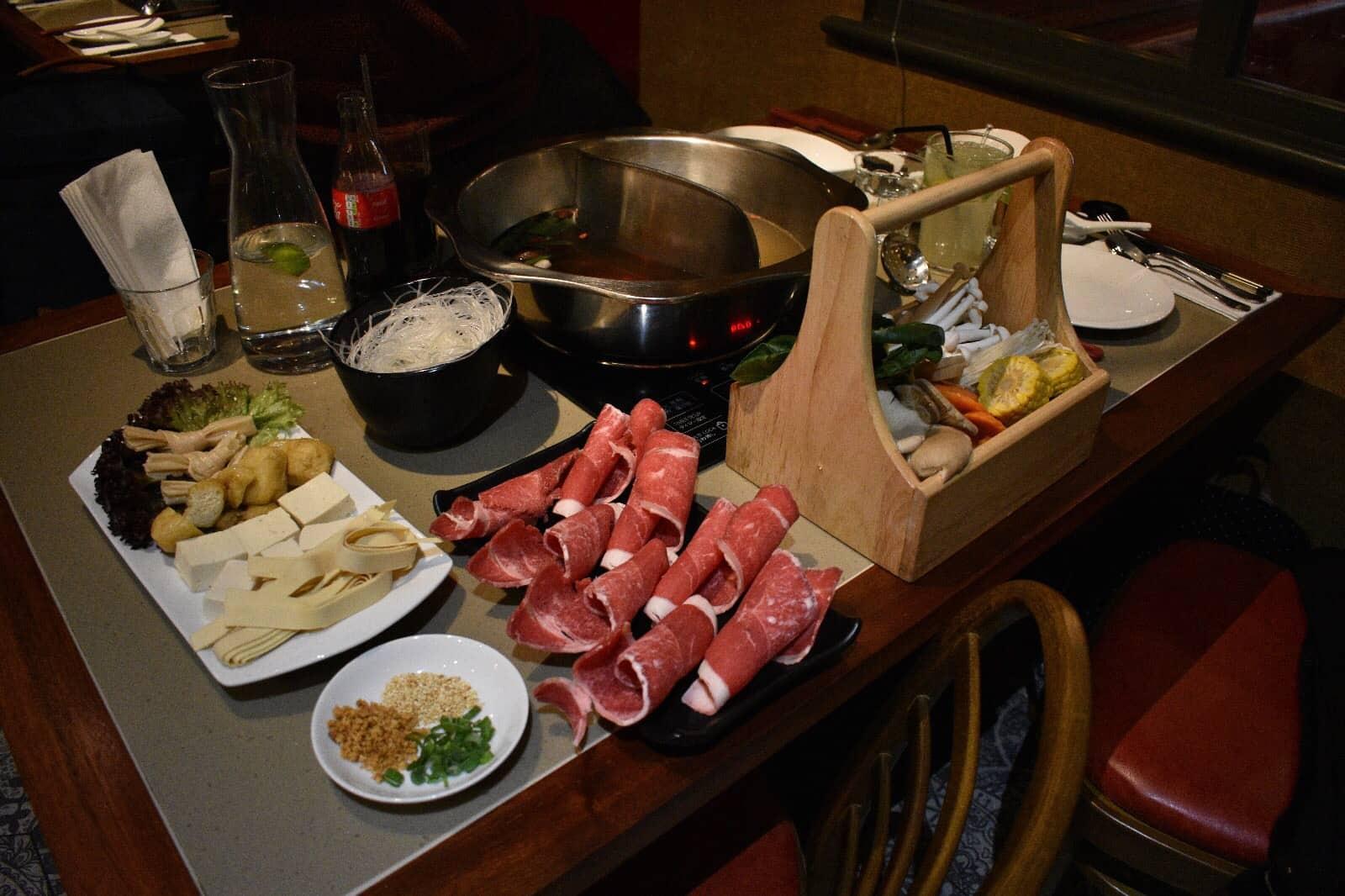 Thai Kitchen Abq Menu