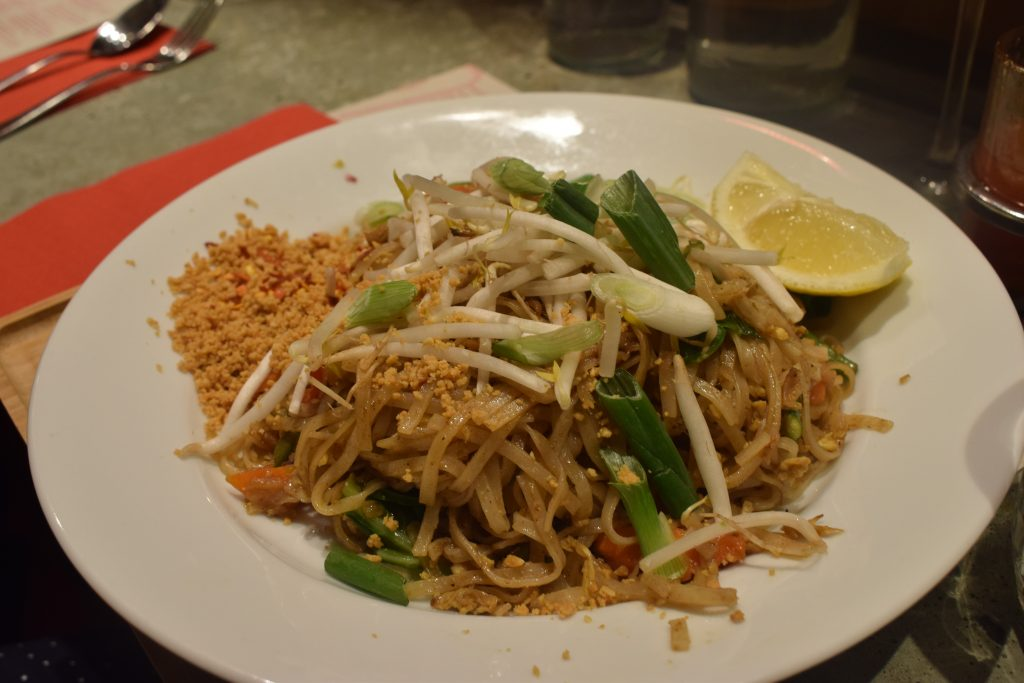 thai restaurant in clapham