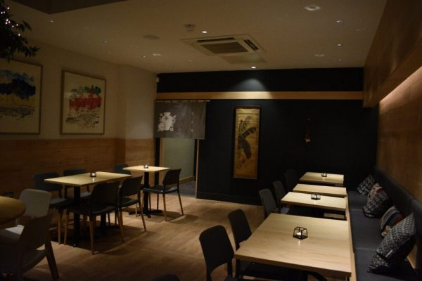 Tombo Japanese Cafe