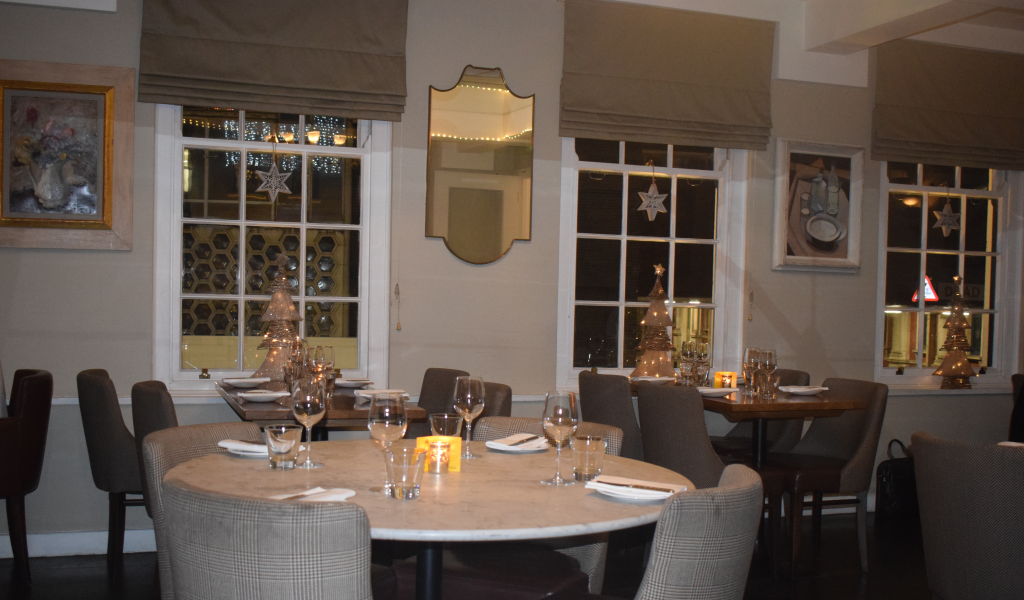 Restaurant in Farringdon