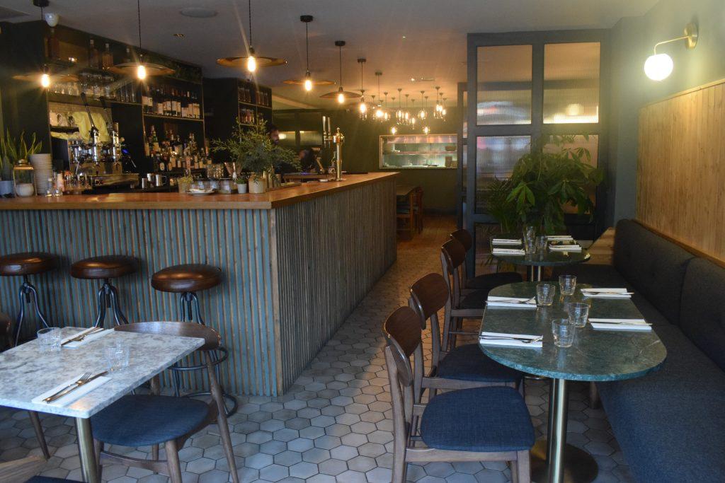 Wolf Italian Restaurant in Stoke Newington