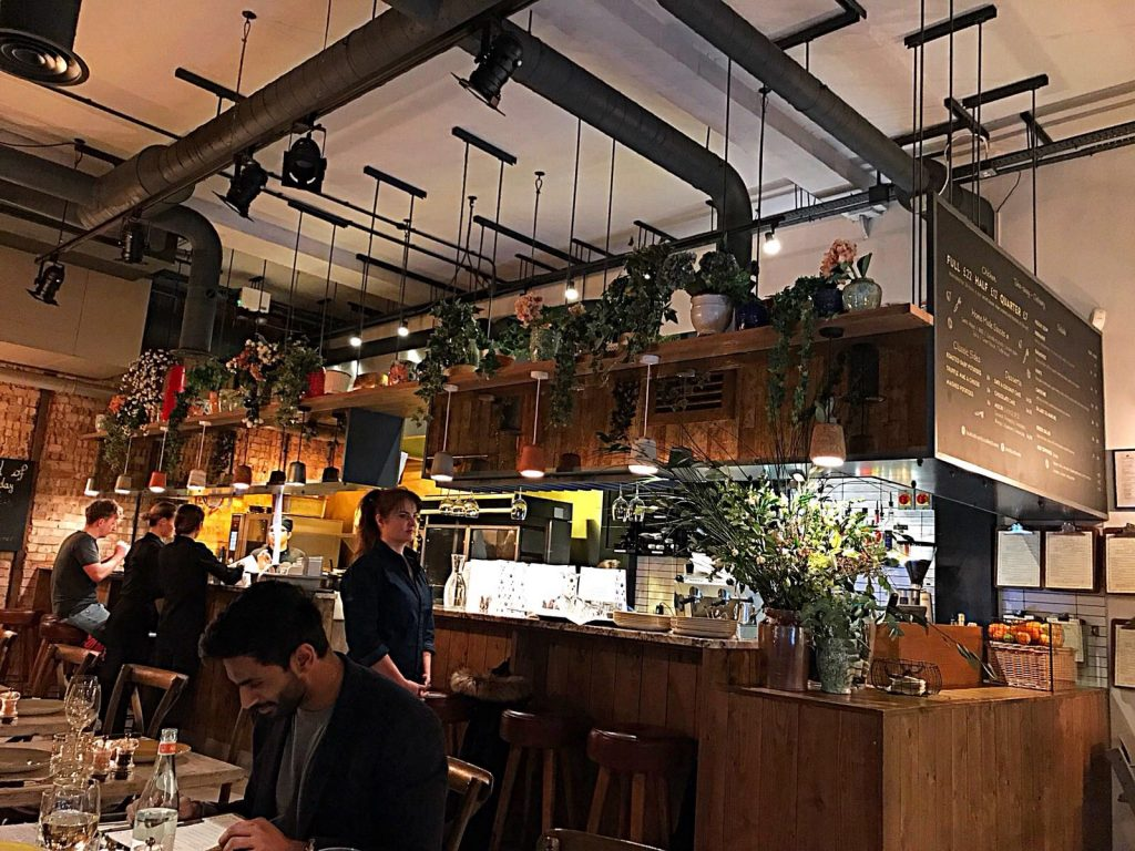 Cocotte Restaurant in Notting Hill