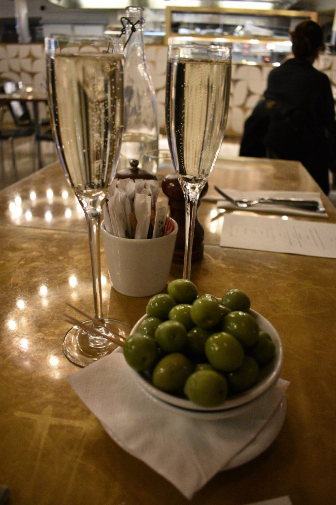 Harvey Nichols Restaurant in Knightsbridge