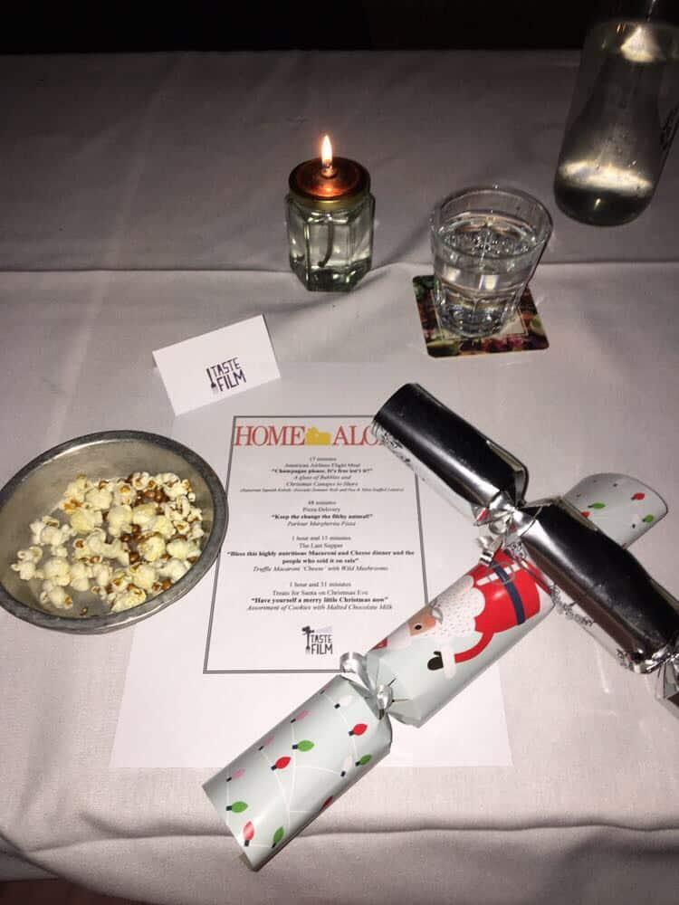 Taste Film - a different kind of cinema experience!
