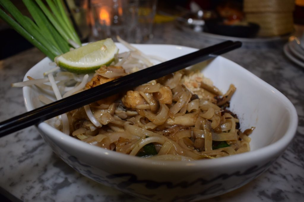 thai restaurant in fitzrovia