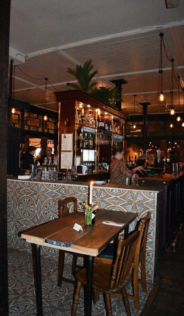 vegan pub in london