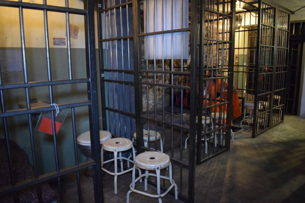 Alcotraz Prison Themed Bar