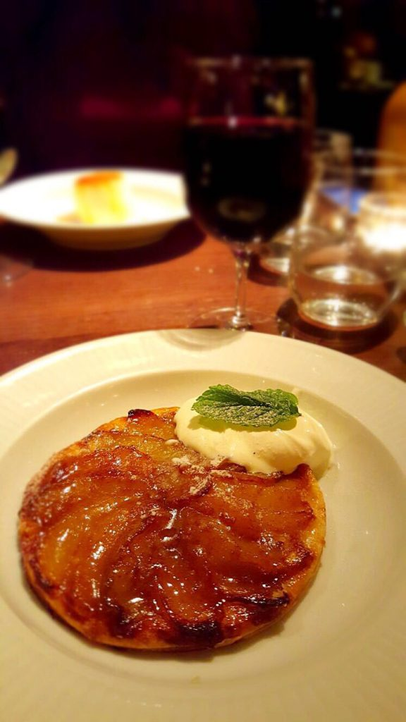 Valentines Dinner at Cote Brasserie