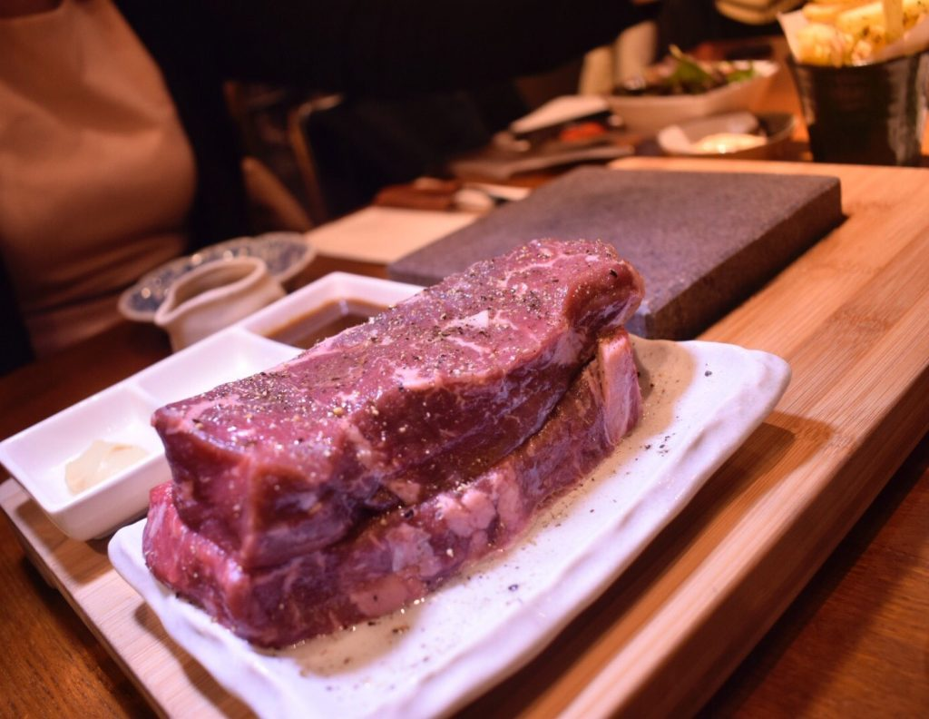 Japanese restaurant London