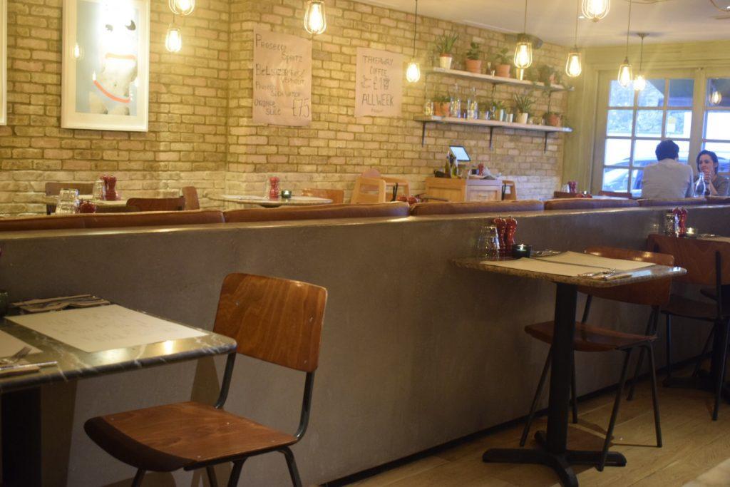 Centuno Restaurant Highgate
