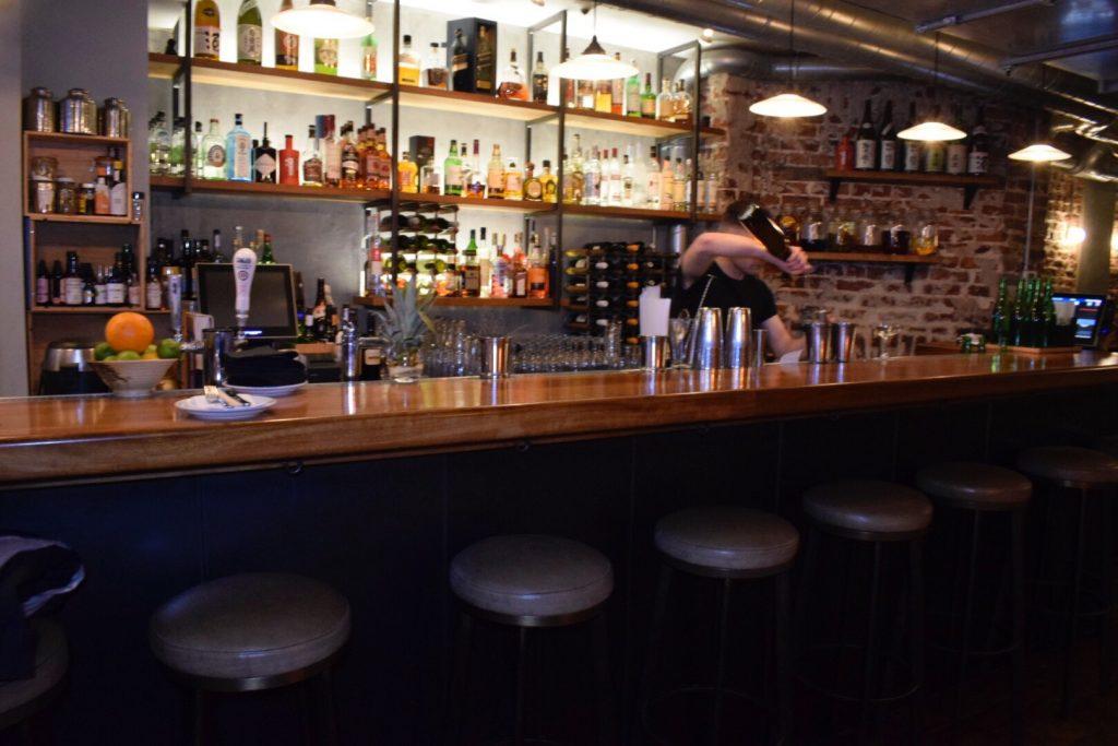 Bo Drake Restaurant in Soho