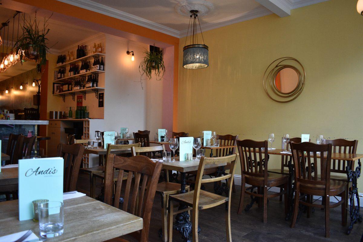 restaurant in Stoke Newington