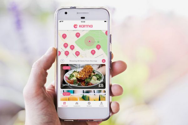 Karma App: Fighting Food Waste