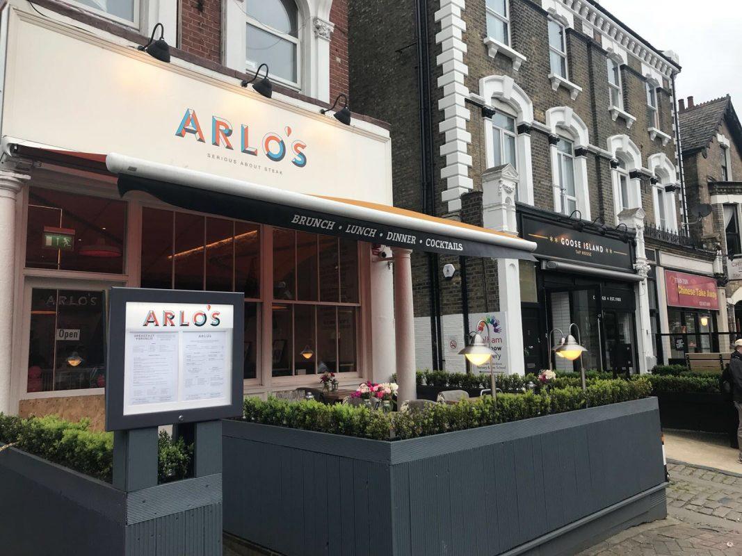 Arlos Restaurant in Balham
