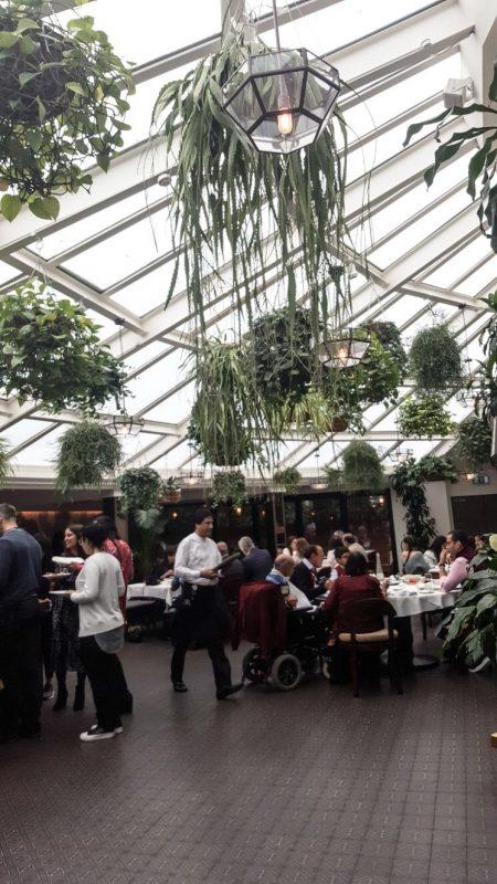 Bombay Brassiere Restaurant in Kensington