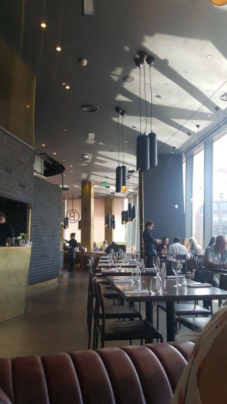 restaurant in St Paul's
