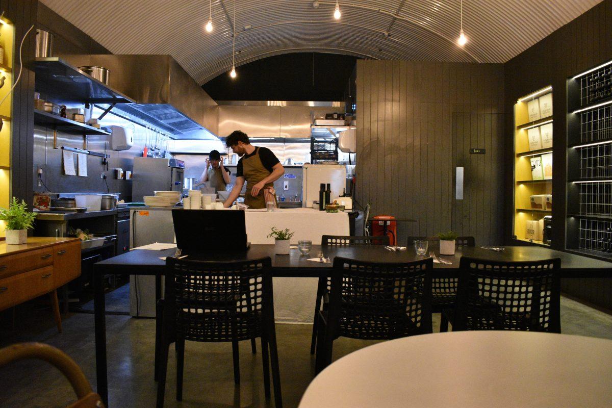 The Field Restaurant in London Fields